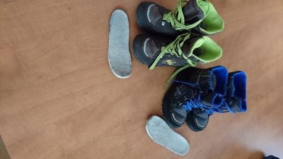 Prodám zimní boty Superfit s membránou Goretex vel. 27 ba45eba477