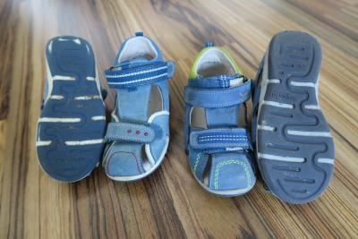Sandály vel. 29 a 30 Žabky-nové › 2f3a79eda2